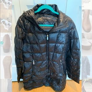 Calvin Klein Puffy Lightweight Jacket